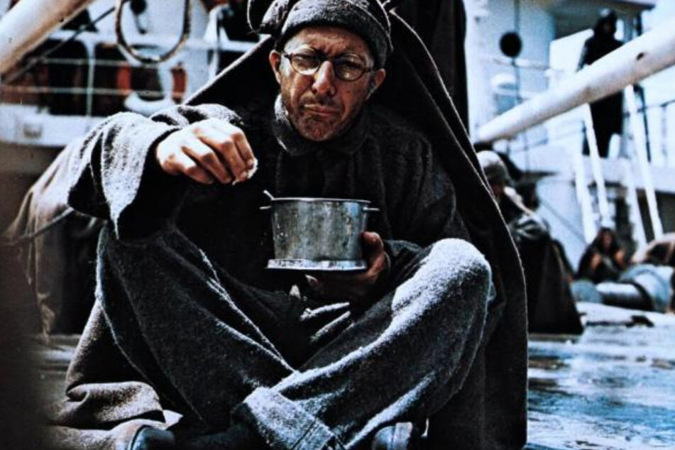 Dustin Hoffmann brilliert in der Rolle des Louis Dega.