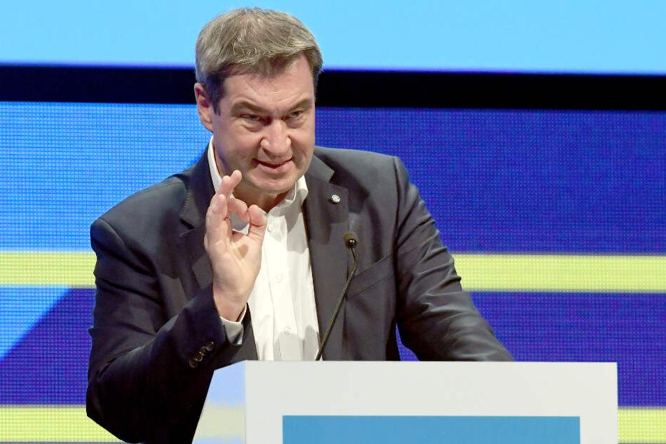 Markus Söder ist für eine Reform der Medienordnung in Deutschland.