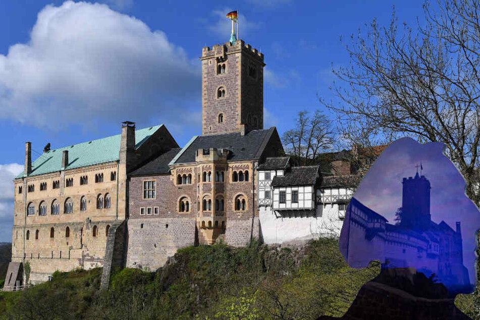 Über 300.000 Besucher kamen zu Ehren des Reformators während der Ausstellung auf die Eisenacher Wartburg.
