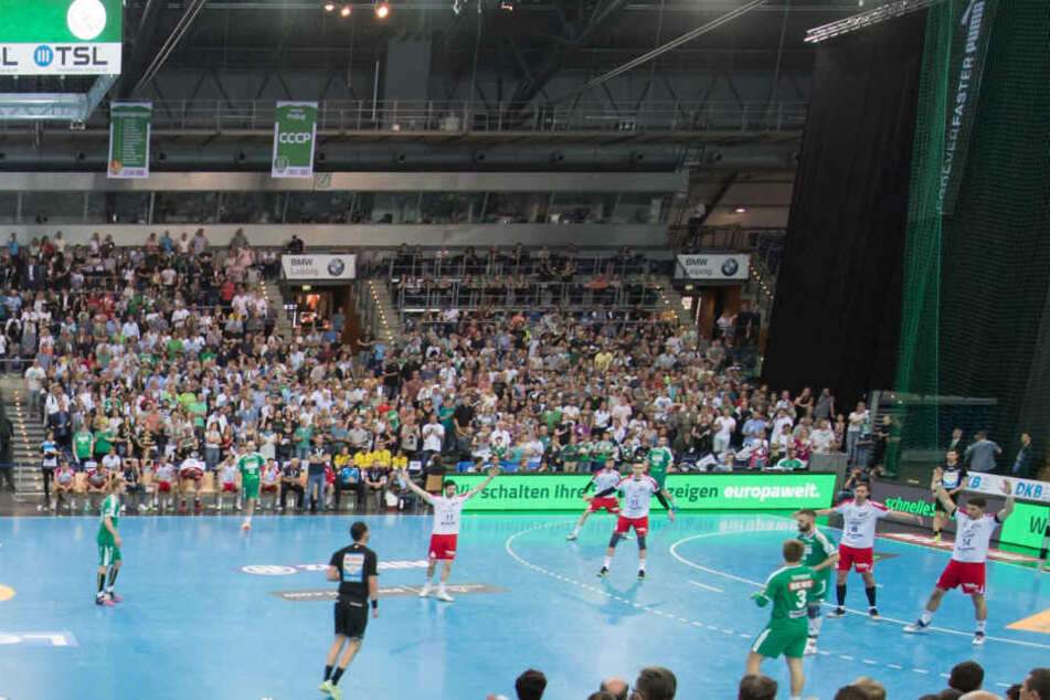 """""""Gesundheit der Spieler gefährdet"""": Handball-Bundesligist DHfK Leipzig droht Hallensperre"""