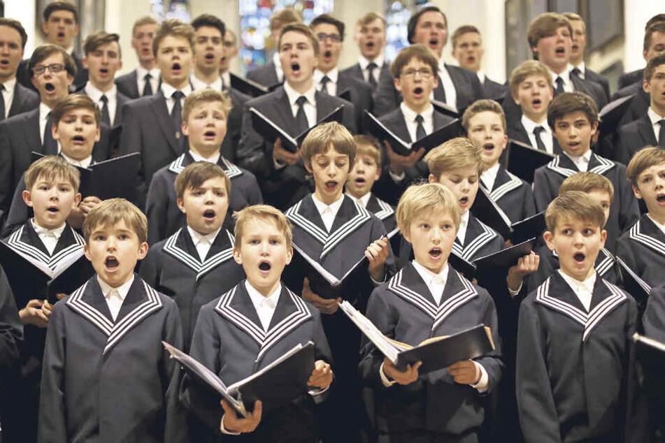 Schon am 20., 21. und 22. Dezember, jeweils ab 19.30 Uhr, singen die Thomaner in der Thomaskirche Weihnachtslieder.
