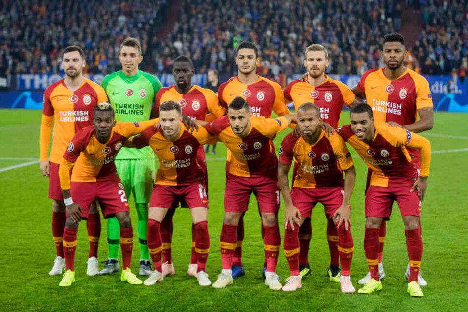 Mit Galatasaray Istanbul kommt ein europäischer Top-Klub zum Test in die Leipziger Red Bull Arena.