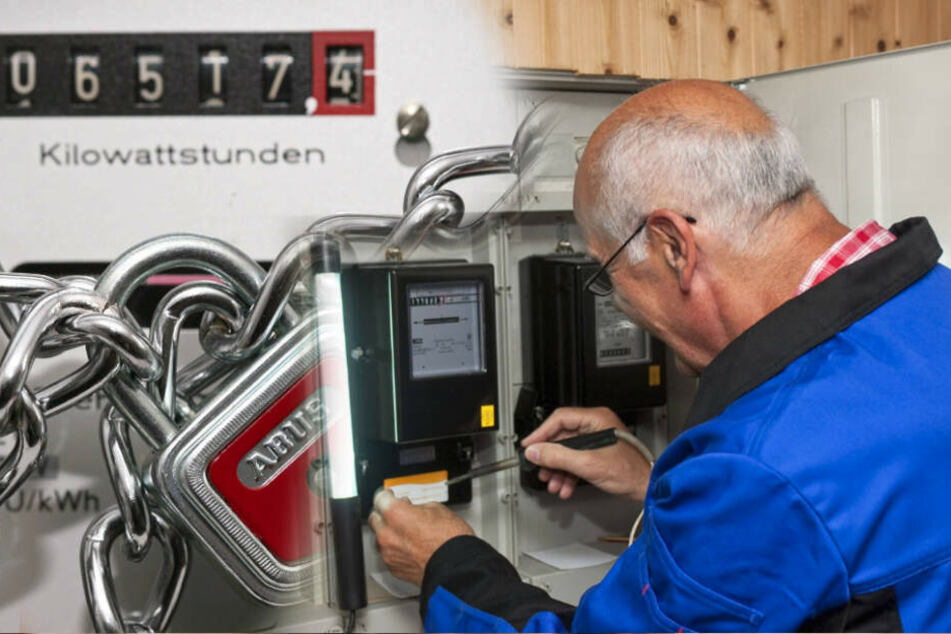 Vorkasse soll Stromsperren verhindern: DREWAG gegen Prepaid-Zähler