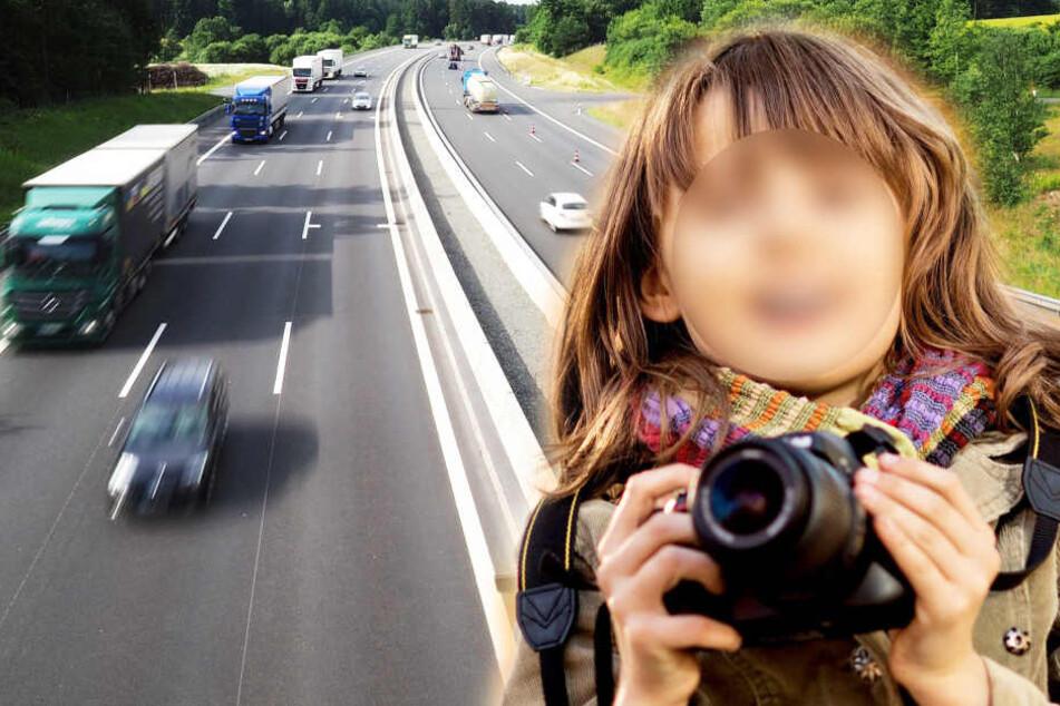 Sie starb bei Unfall auf der A9: Opa sucht nach letzten Fotos seiner Enkelin (9)