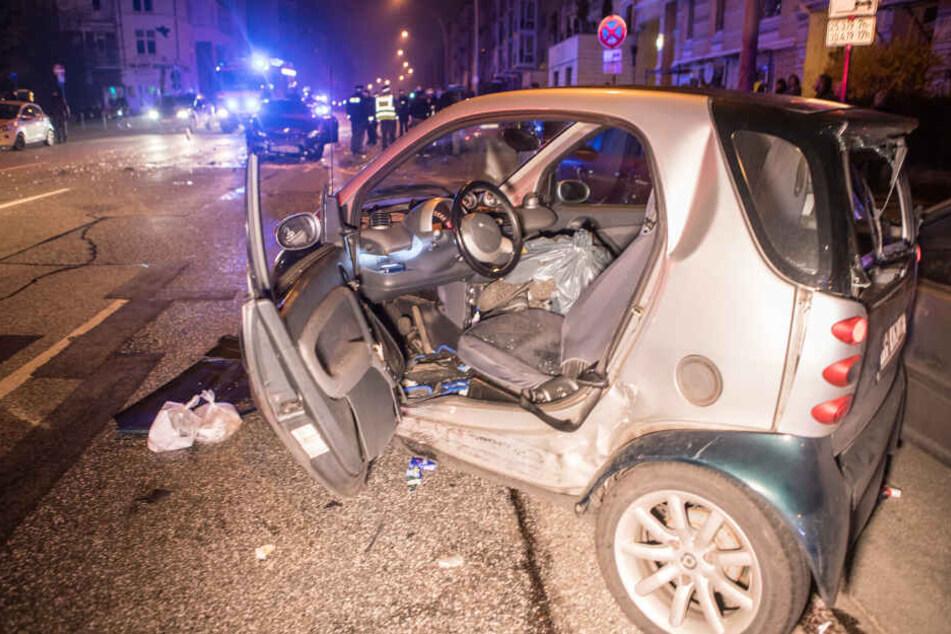 Nach schwerem Unfall: Fahrerin stand unter Alkoholeinfluss
