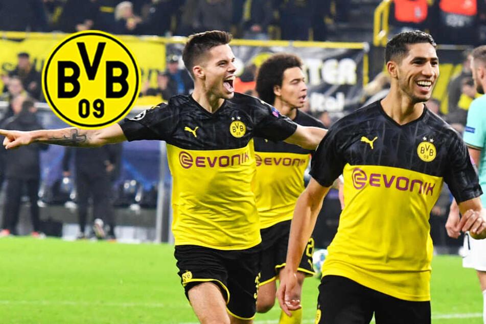 BVB-Wahnsinn! Sensationelles Dortmund kämpft Inter nach 0:2-Rückstand nieder und gewinnt!