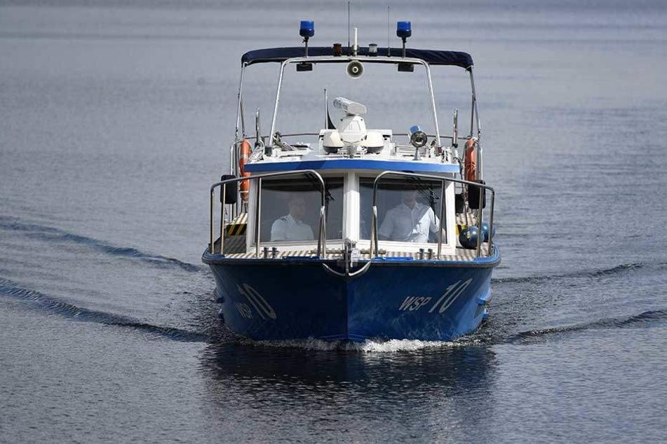 Polizei kontrolliert verstärkt Boote auf Leipziger Gewässern