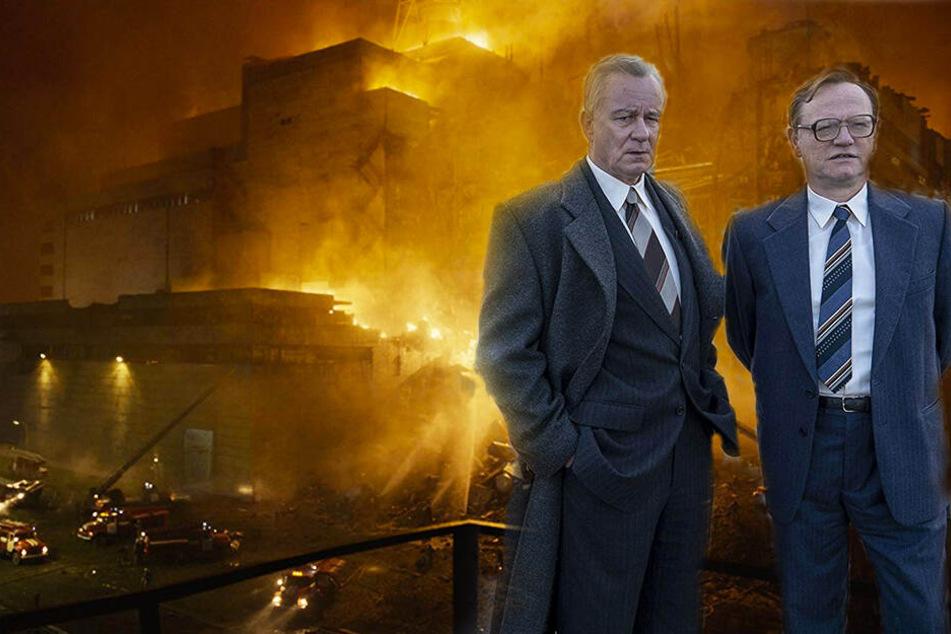 "Top-Serie ""Chernobyl"": Heftige Kritik aus Russland"