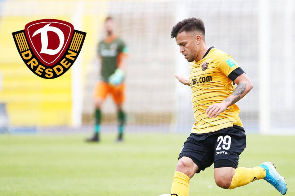 """Dynamo-Dribbler Horvath nach Union-Remis: """"War wichtig für die Stimmung im Team"""""""