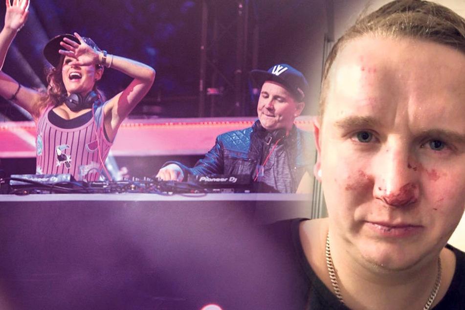 DJs wegen Einhorn verprügelt: Jetzt sprechen die Club-Chefs