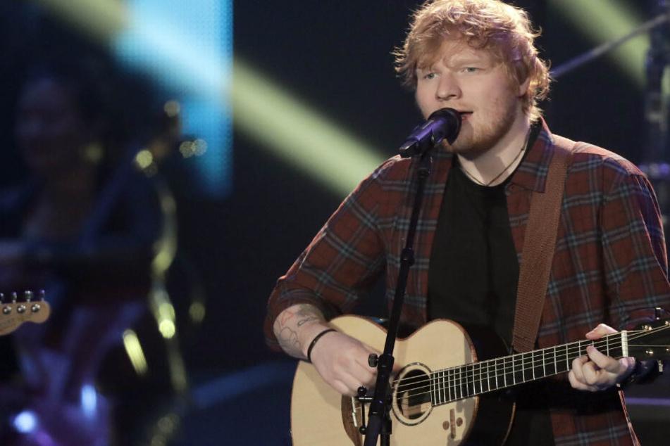 Ed Sheeran auf dem Hockenheimring: Das müsst Ihr heute wissen!