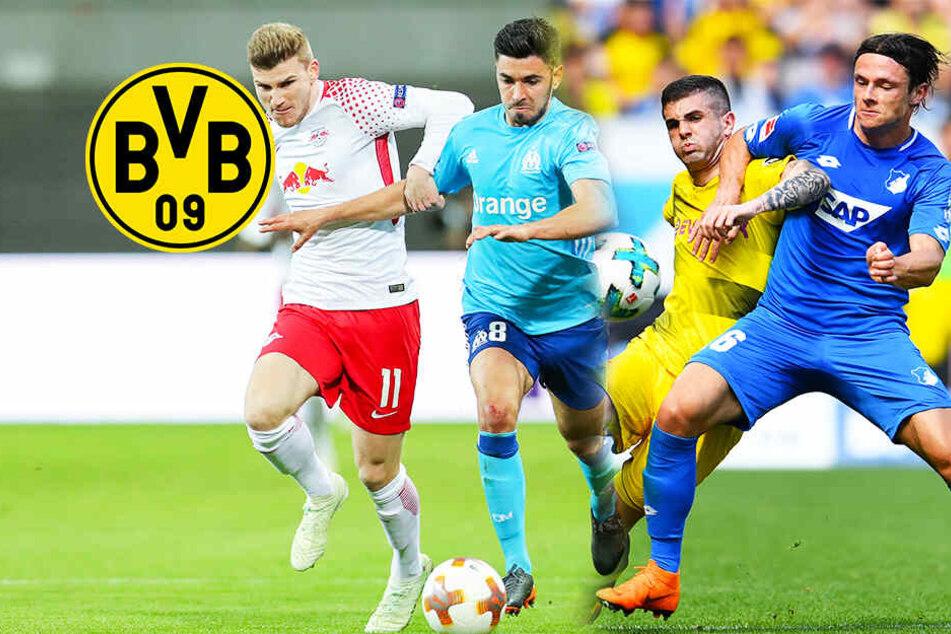 Verstärkung gesucht: BVB jagt deutschen Nationalspieler!