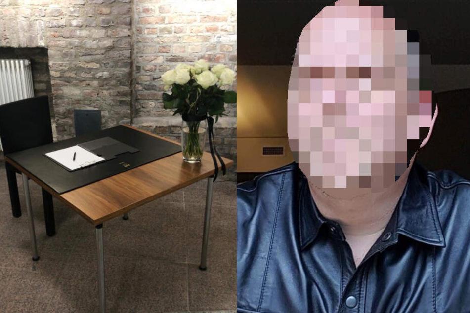 Der Mitarbeiter der Stadt Köln wurde beim Geldeintreiben erstochen.