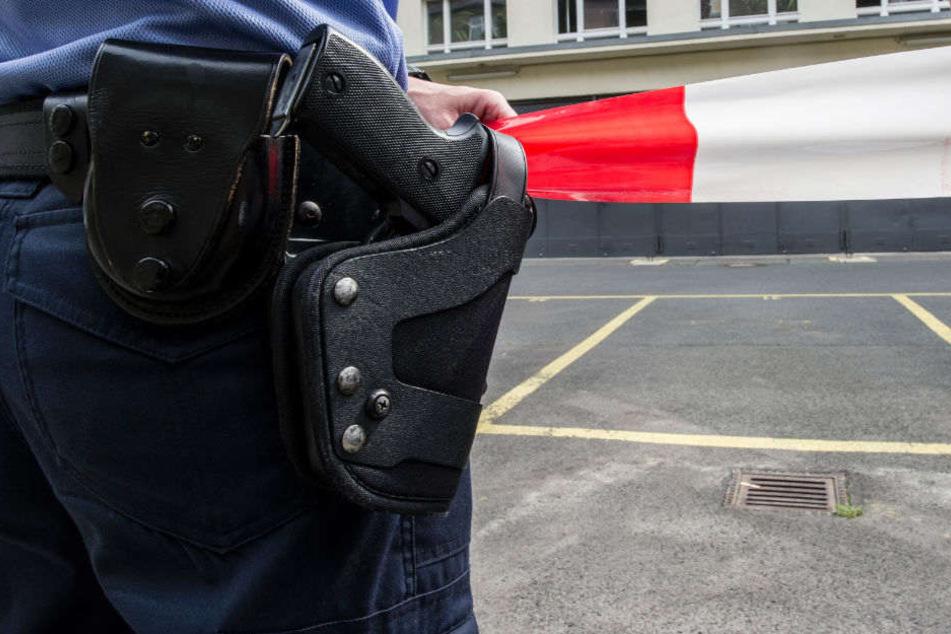 Einmal musste die Polizei zur Waffe greifen, ein zweiter Hund blieb verschont. (Symbolbild)