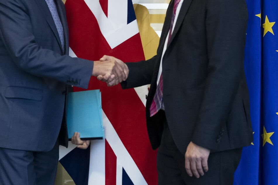 Die EU und Großbritannien einigten sich auf eine Brexit-Deal. (Symbolbild)