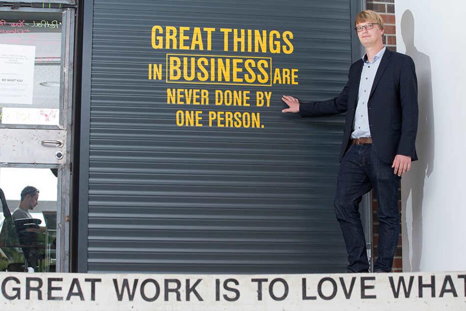 Mit Garage 33 wird ein neuer Standort für Start-ups in OWL geschaffen.