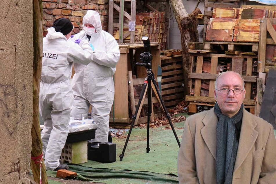 Gerichtspsychiater Dr. Peter Winckler aus Tübingen hat schon in über 1500 Fällen schwerster Gewaltverbrechen die Täter begutachtet.