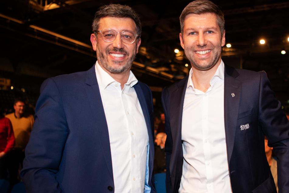 Da war noch alles gut: Im Dezember 2019 wurde Claus Vogt zum VfB-Präsident gewählt.