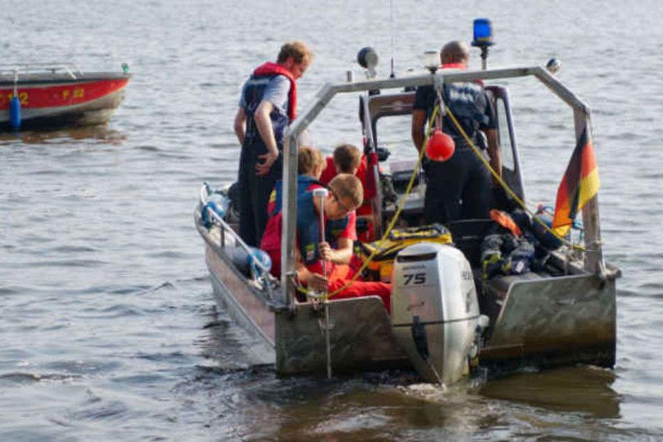 Nach zweitägiger Suche wurde die Leiche des vermissten 79-Jährigen entdeckt. (Symbolbild)
