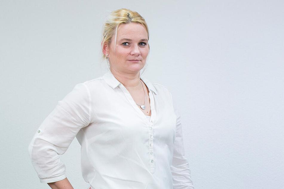 Cathleen Martin geht für die Freien Wähler an den Start.