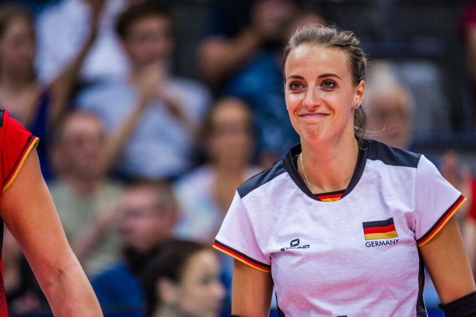 Lenka Dürr macht mitten in der Sommersaison und vor der EM Schluss mit der Nationalmannschaft.