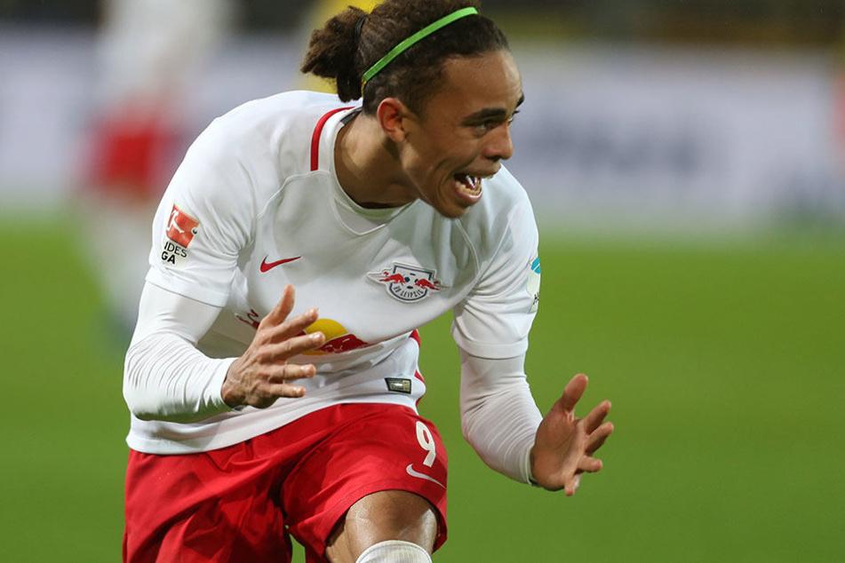 "Kann Poulsen trotz ""Ganzkörperkrampf"" gegen Leverkusen auflaufen?"