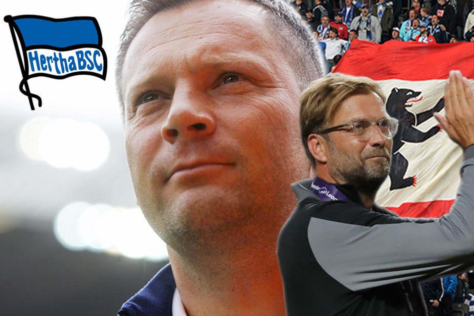 Das Ende einer Festwoche: Hertha empfängt FC Liverpool zum 125. Jubiläum