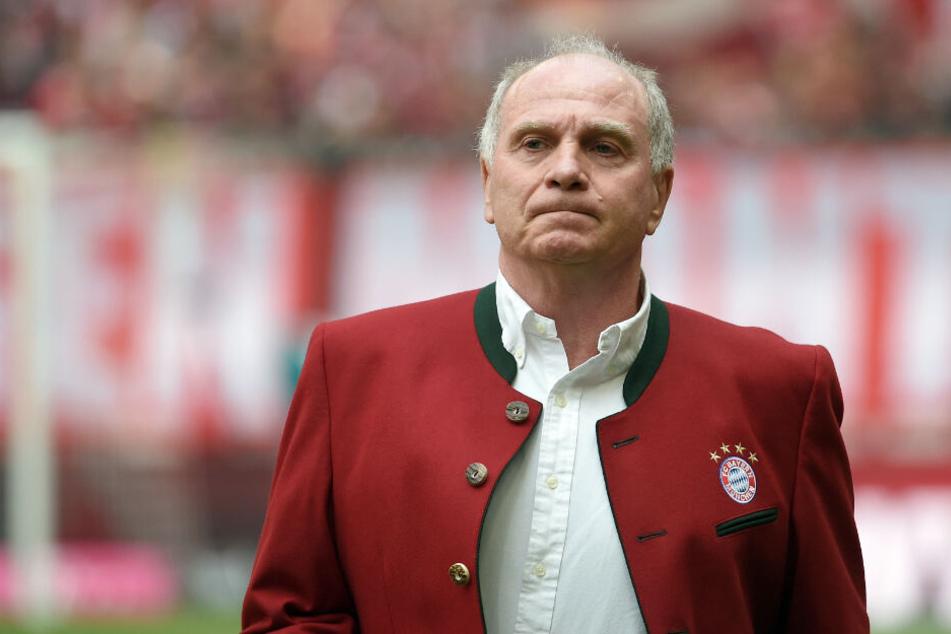 Die vier Jahrzehnte lange Ära Uli Hoeneß beim FC Bayern geht zu Ende.