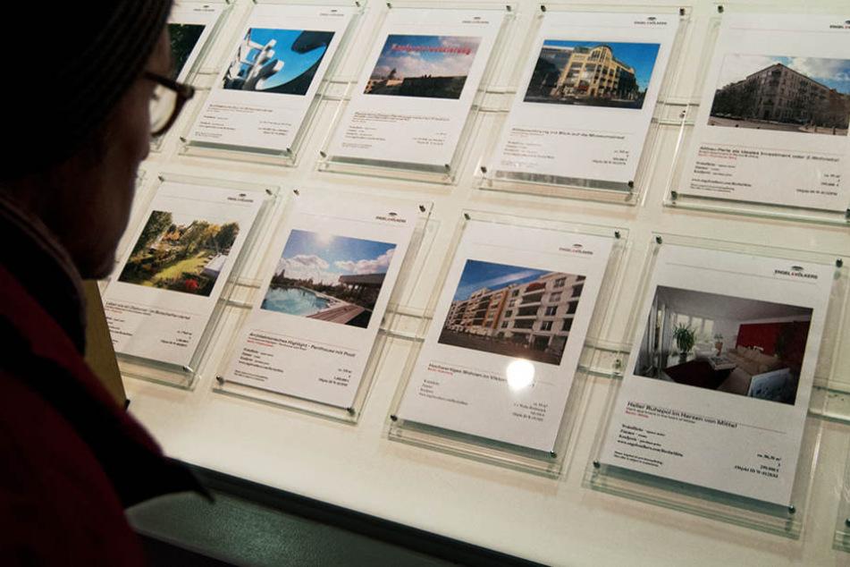 Der Wohnungsmarkt in Berlin ist hart umkämpft und viele Mieter entscheiden sich dafür, ihre Wohnung zu kaufen. (Symbolbild)
