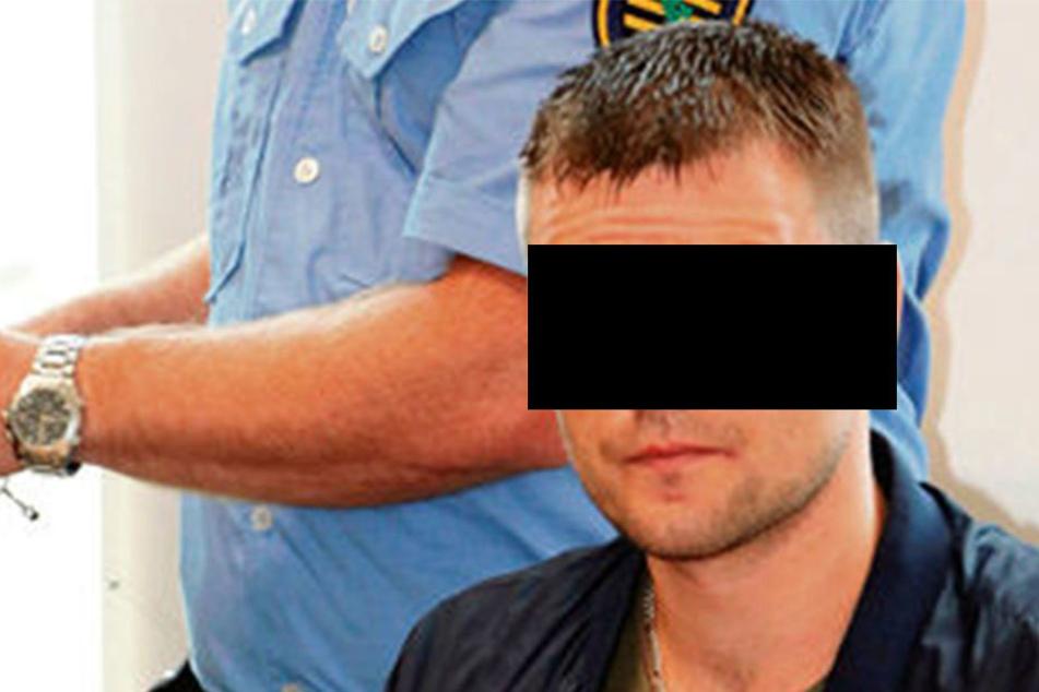 Alvydas V. (31) hat eigentlich Parkettleger gelernt - in den letzten zwölf Jahren war er aber meist als Einbrecher unterwegs.