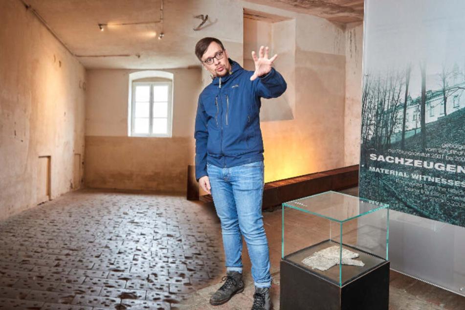 Pirna-Sonnenstein vor 80 Jahren: Hier begann das Probe-Töten für Auschwitz