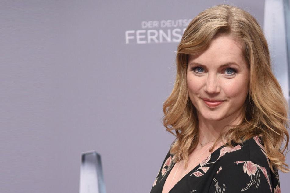 """Cornelia Gröschel feiert am 28. April ihre Premiere im """"Tatort: Dresden""""."""