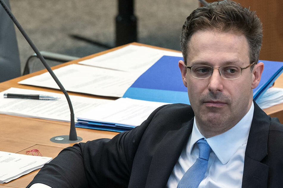 Marcus Pretzell (43) soll im Internet andere AfD-Politiker verbal angegriffen haben.