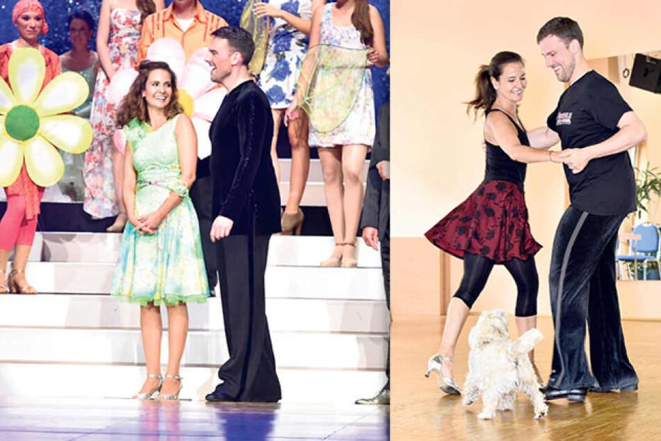 Katrin Huß in der Star-Dance-Jury: Ich bin nicht so streng wie der Llambi!