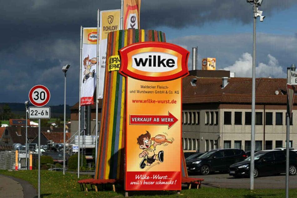 Kaufland warnt davor, die Wilke-Produkte zu verzehren.