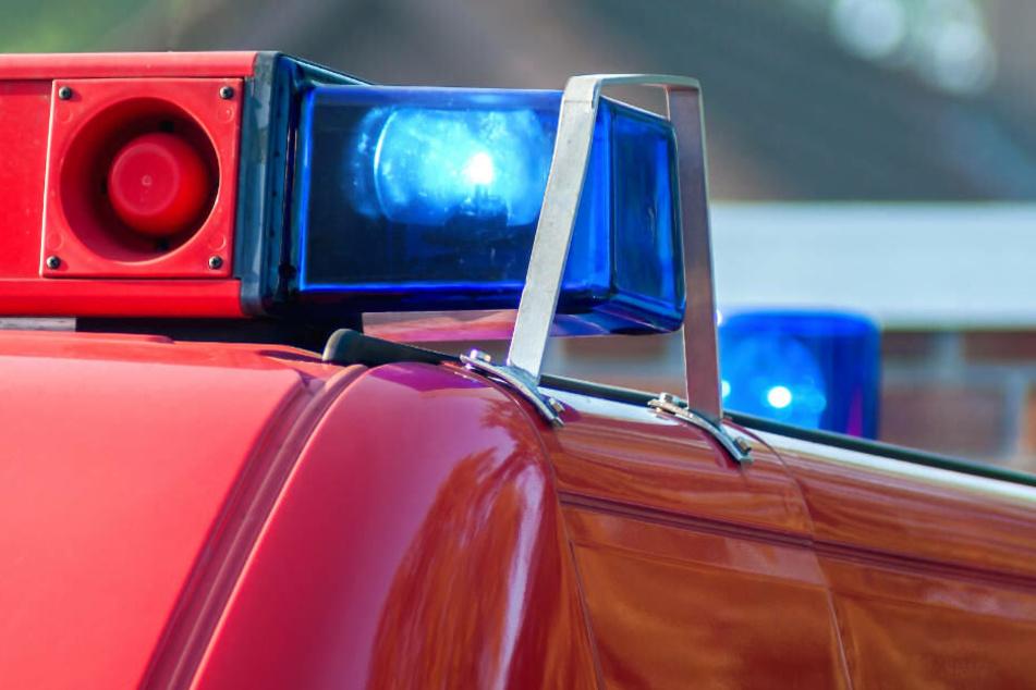 Zwei Menschen sterben bei schwerem Unfall in Rödermark