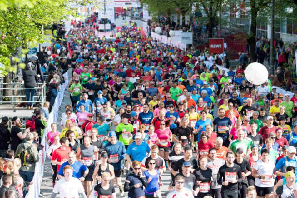 Hamburg Marathon: Streckenrekord deutlich verpasst