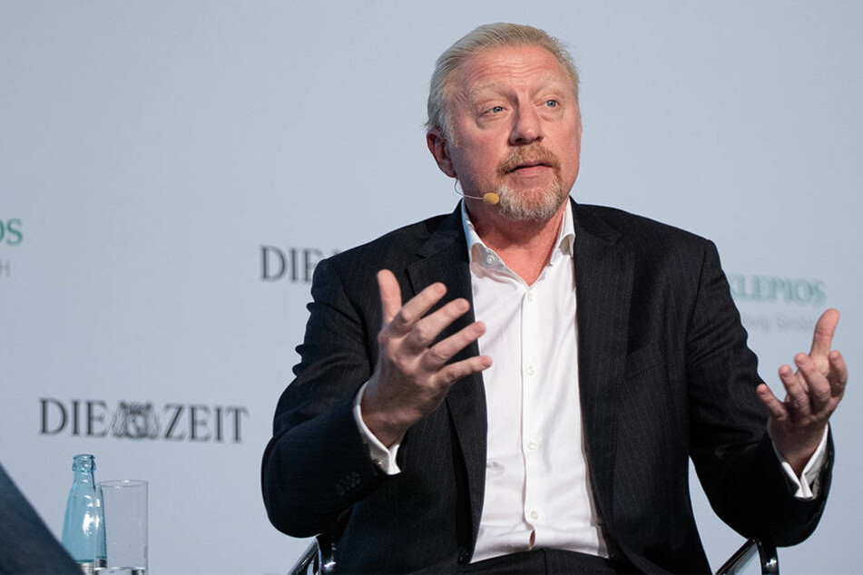 """Für Boris Becker ist die Sache klar: Das Insolvenzverfahren gegen ihn bezeichnet er als """"vollkommen unnötig""""."""