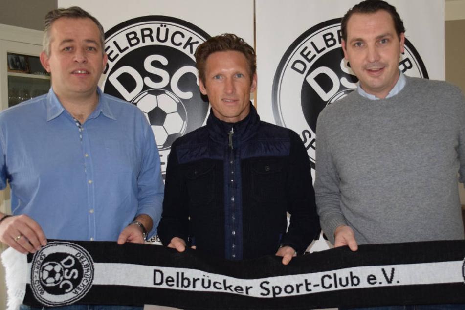 Detlev Dammeier (mi.) wird künftig die Geschicke in Delbrück leiten.