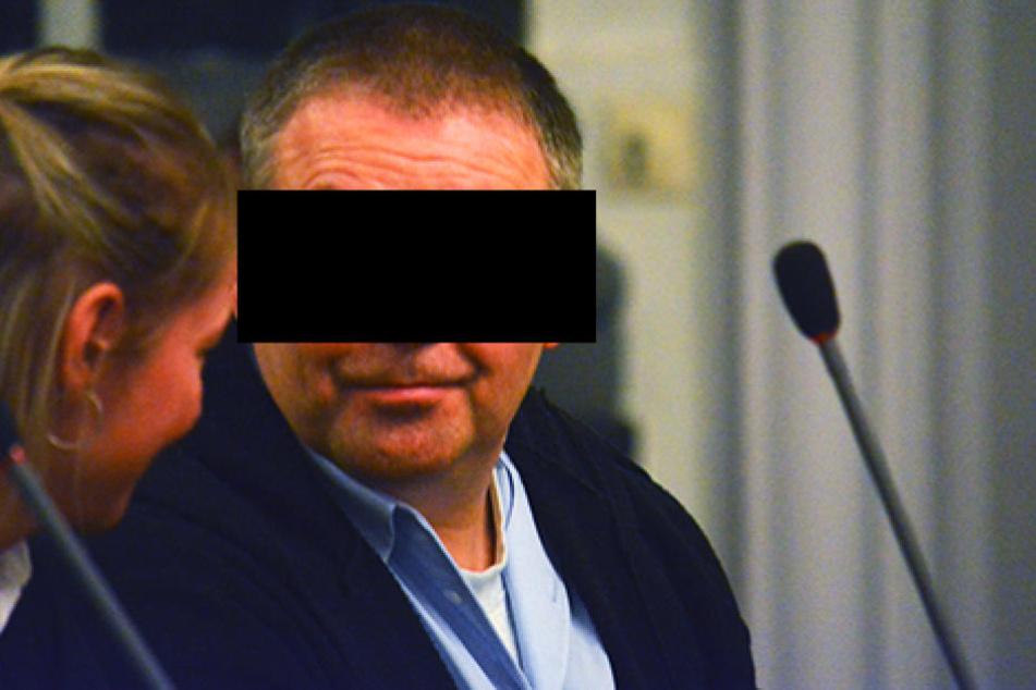 Heiko S. (51) rastete aus, verprügelte seine Nachbarin und kam mit Bewährung davon.