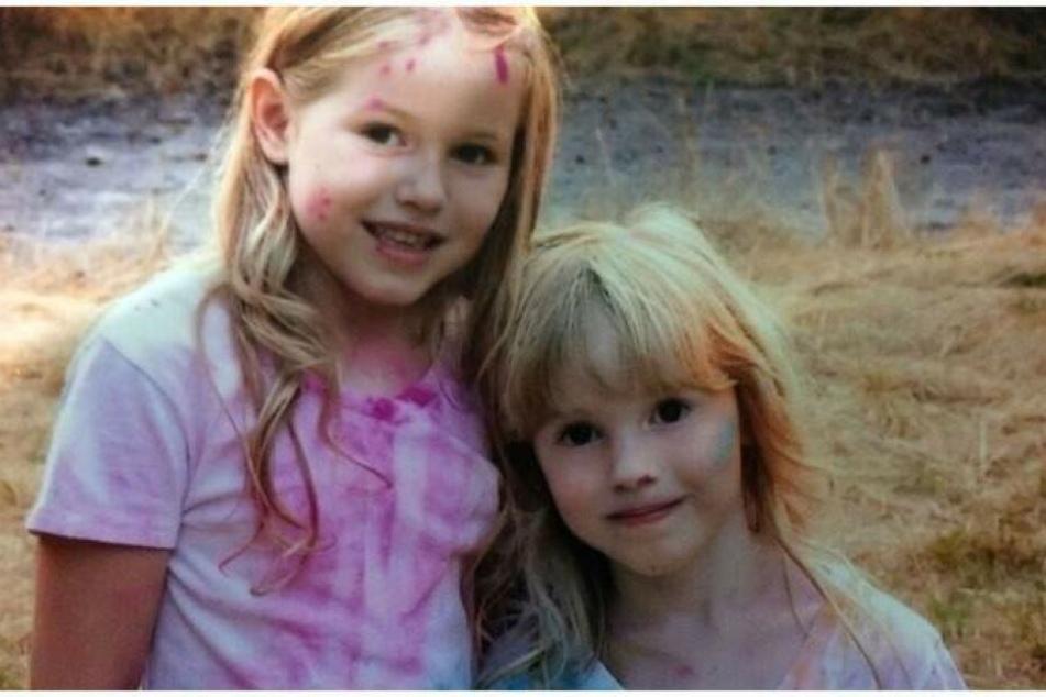 Mit diesem Bild suchte die Polizei nach den beiden Schwestern.