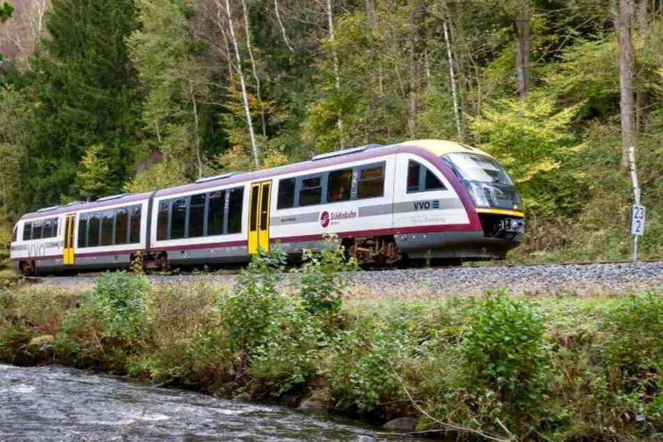 Die Städtebahn hatte am Donnerstag ihren kompletten Zugverkehr eingestellt.