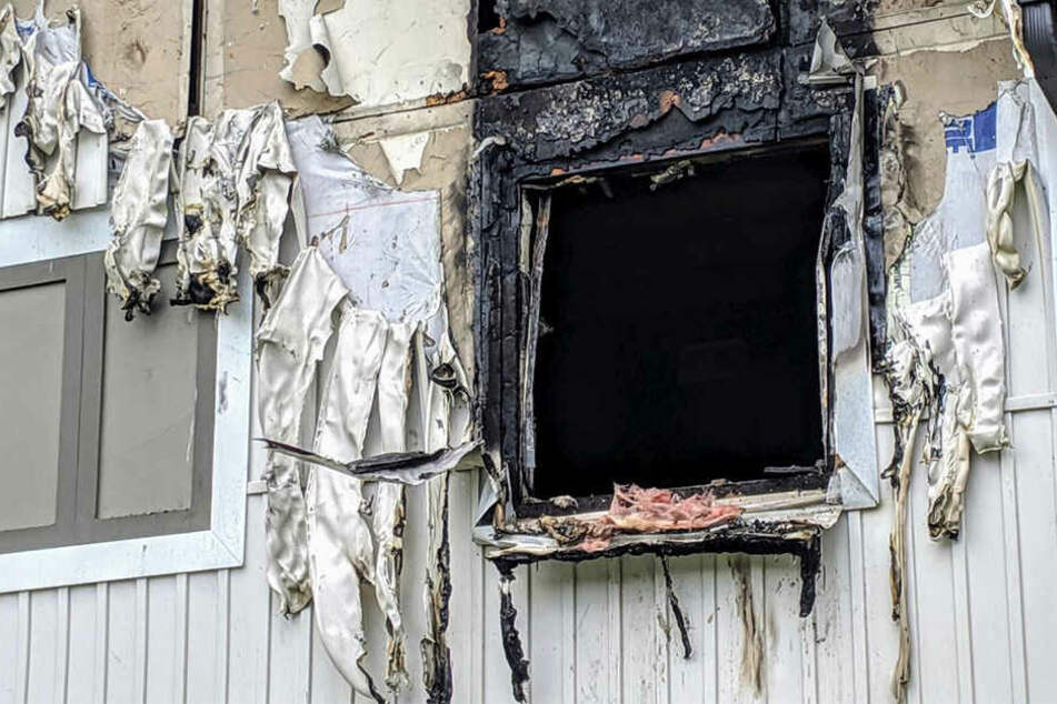 Für die Kinder wurde das Haus zur Hölle.