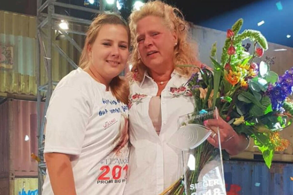 So humorvoll gratuliert Sarafina Wollny ihrer Mama zum Geburtstag