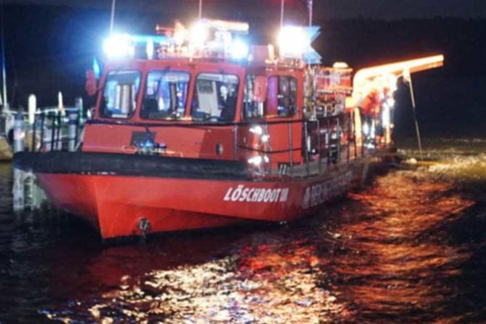 Boot kenterte in der Havel: Leiche von vermisster Seglerin entdeckt