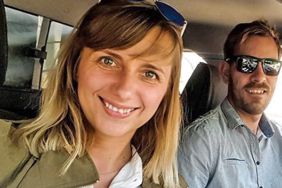 Anna und Gerald leben inzwischen auf seiner Farm in Namibia.