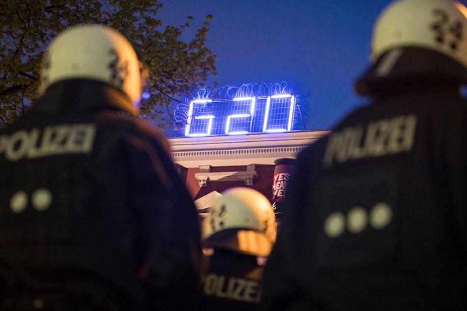 Die Polizisten wurden noch vor Beginn des G20-Gipfels wieder nach Berlin zurück geschickt.