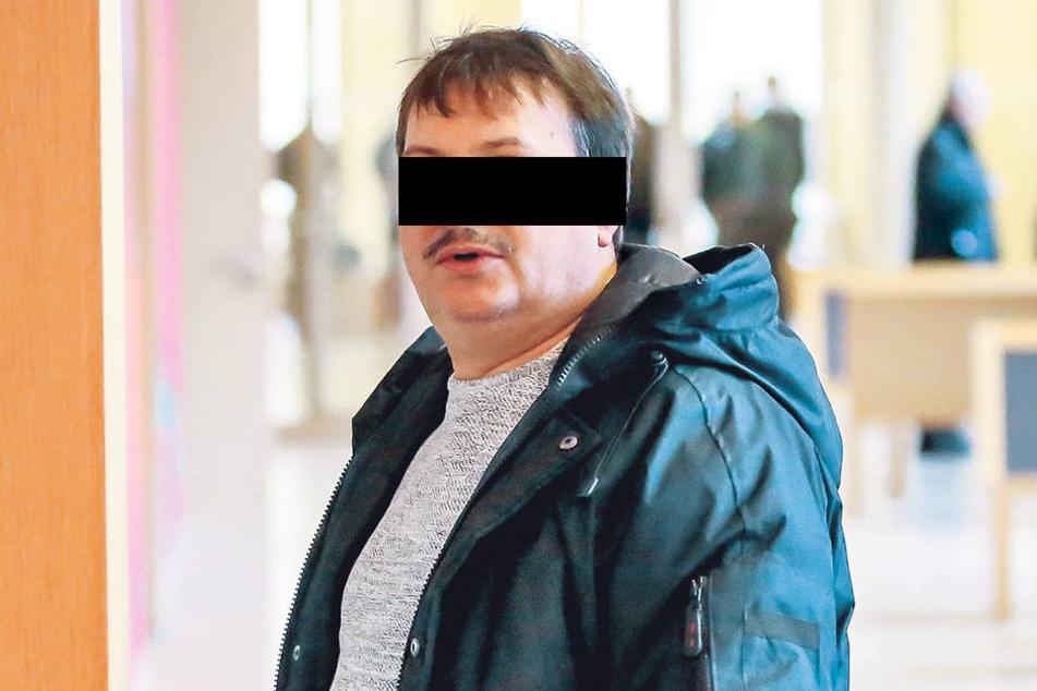 Koch mit kurzer Zündschnur: Steffen F. (47).