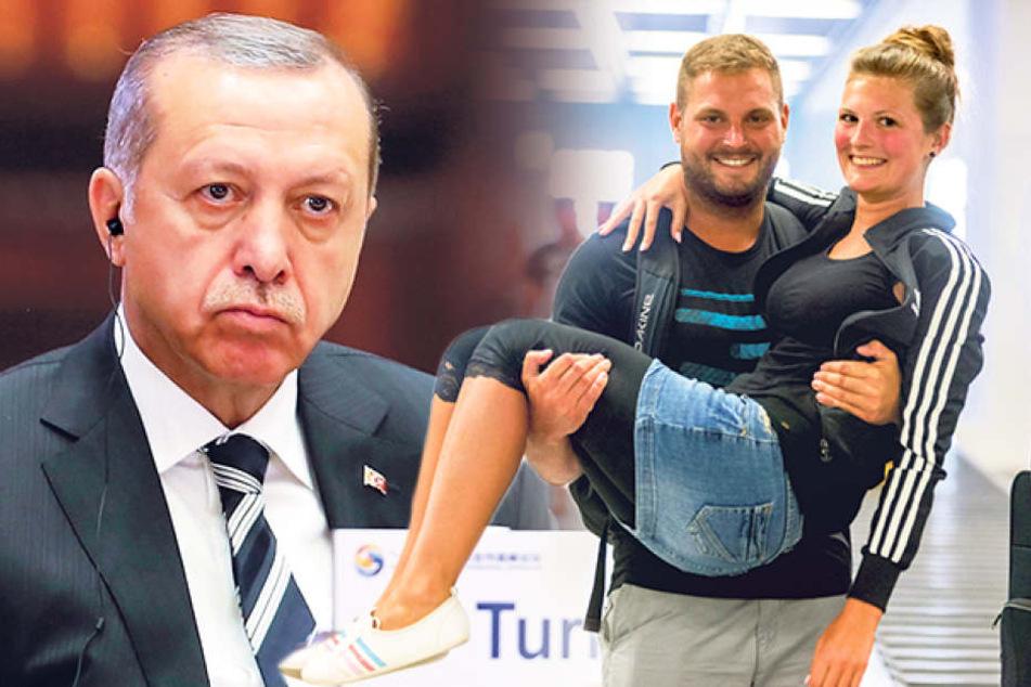 Wir waren im Urlaub bei Erdogan!
