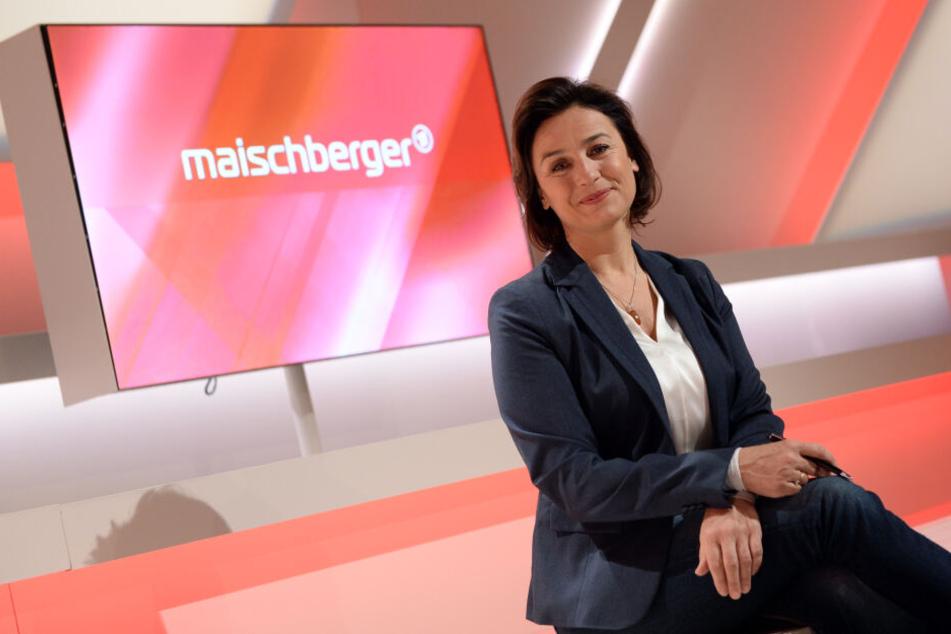 Sandra Maischberger (52): Wie diskriminierend darf's sein?